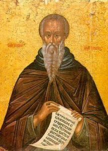 прп. Иоанн Лествичник. Цитаты православных Святых Отцов.